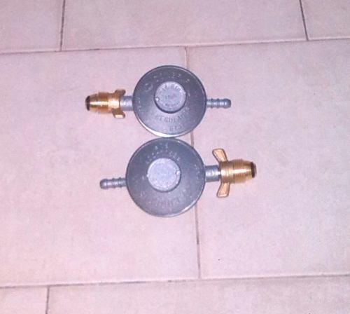 Regulador De Gas Pool Mariposa Congrif Bombona De 18kg Y 43