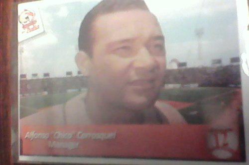 Rigoju Barajita Chico Carrasquel Album Aguilas 2010-11
