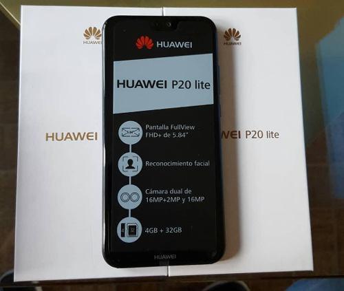 Solo Por Hoy Se Rematan Huawei P20 Lite Nuevos De Caja