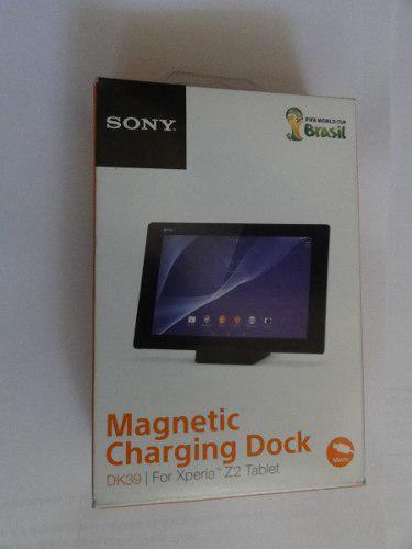 Sony Xperia Z2 Tablet Dk39 Base De Carga Magnética