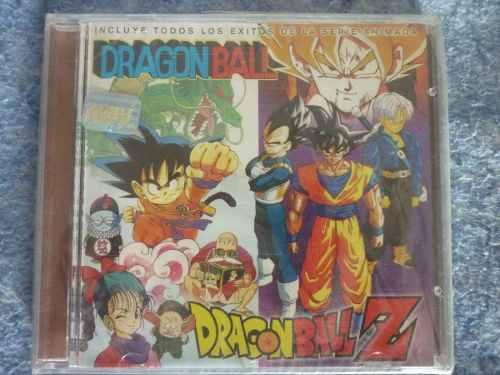 Sound Track Dragon Ball & Z Latino Nuevo A Estrenar