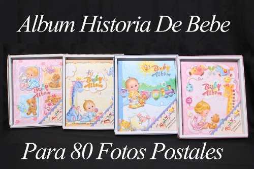 Album Historia De Bebe Para 80 Fotos