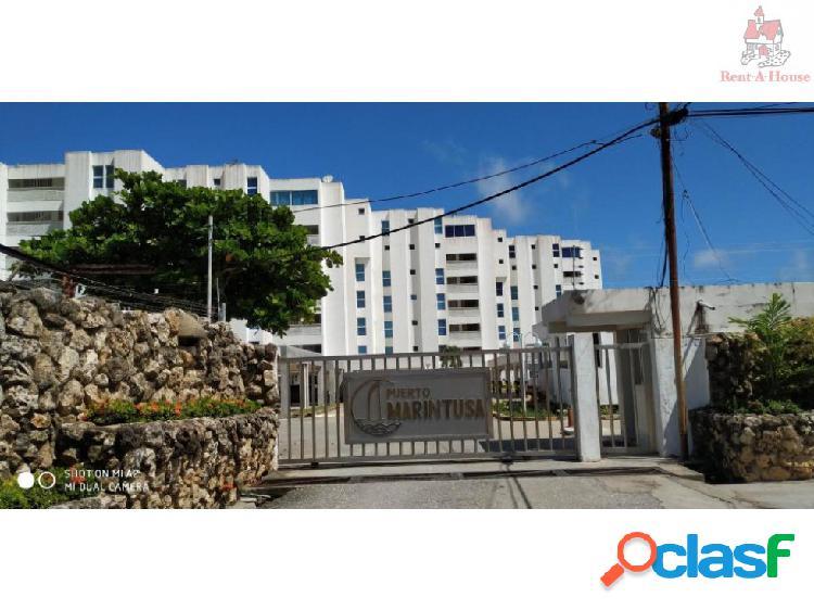 Apartamento en Venta Tucacas Om 18-16247