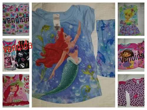 Bellas Pijamas Usadas Importadas Para Niñas
