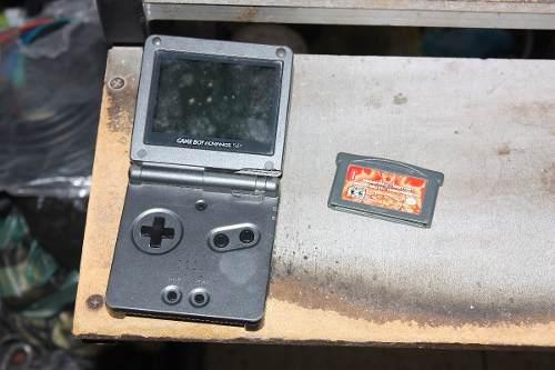 Game Boy Gameboy Advance Sp Reparar O Respuesto Mas Juego