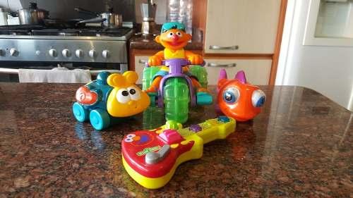 Jueguetes Infantiles En Buen Estado (Remate)