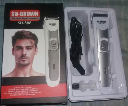Maquina De Afeitar Recargable