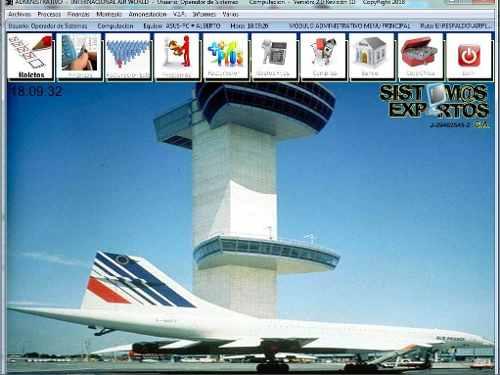Software O Programa Agencia De Viajes