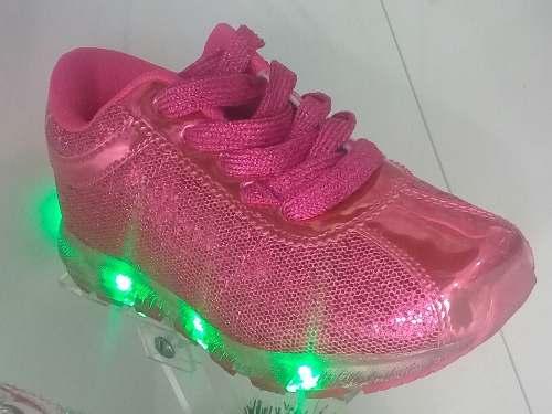 Zapatos Con Luces Para Niños Y Niñas