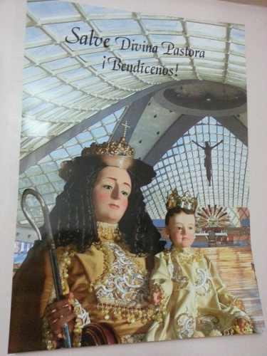 Afiche Grande Divina Pastora (63.5cm X 45.5cm)