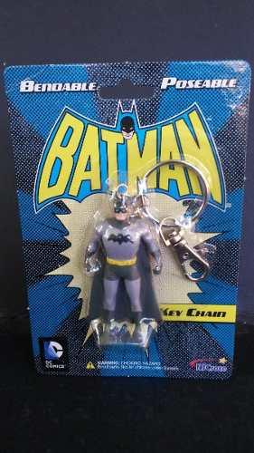 Batman, Llavero Vintage, De Coleccion.