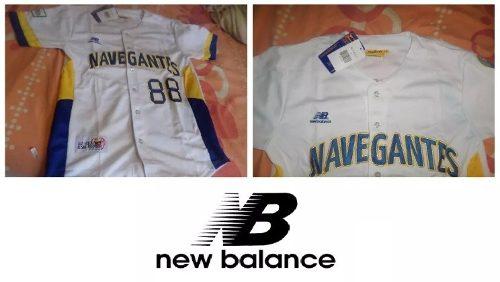 Camisa De Beisbol Navegantes Del Magallanes Original S