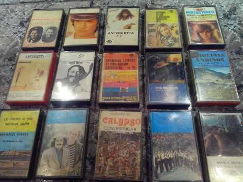 Casettes Originales De Colección Y Para Grabar