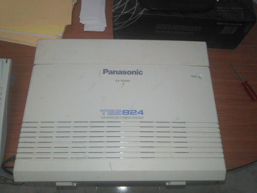 Central Telefonica Panasonic Kx Tes824la Y Telefono Kx T7730