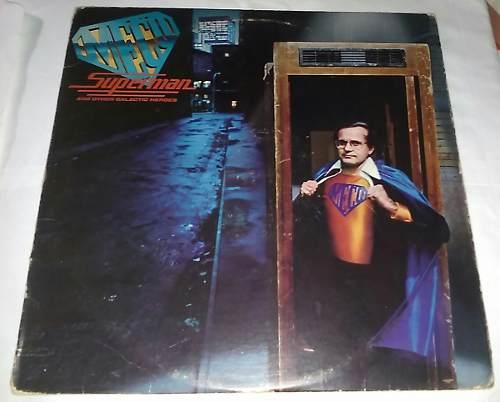Disco Vinyl Importado: Superman Meco (Lp)