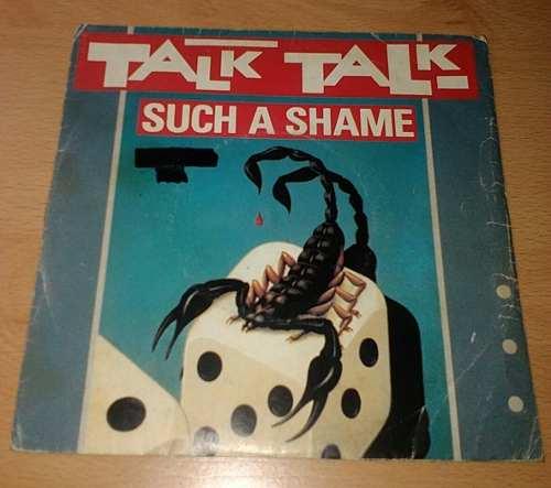 Disco Vinyl Importado: Talk Talk (Such A Shame) 45 Rpm