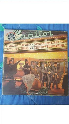 Disco Vinyl The Beatles Como Nuevo Grandes Exitos