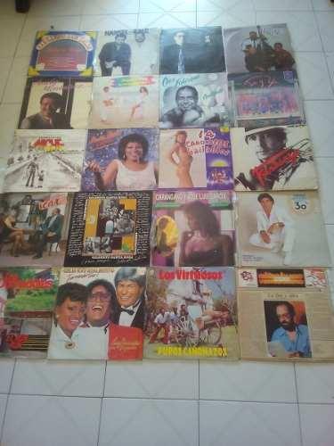 Discos Lp Acetato Vinil Musica Variada En Excelente Estado