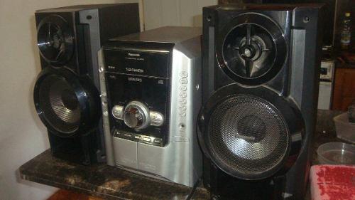 Equipo De Sonido Panasonic As Ak340