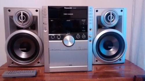 Equipo De Sonido Panasonic Sc-ak350