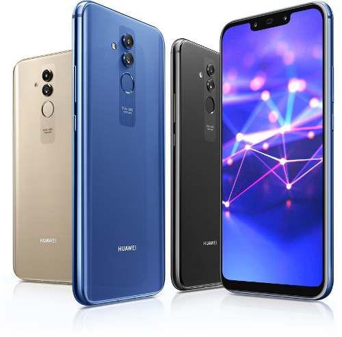 Huawei Mate 20 Lite 64gb 4gb Ram Dual Sim Dual Cámara 4g