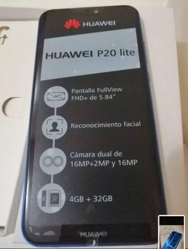 Huawei P20 Lite ¡ Somos Tienda Fisica !