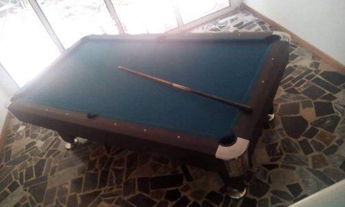 Mesa De Pool (domestica) Usada 2.40 X 1.35 Mts.
