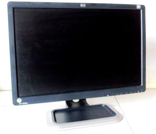 Monitor Lcd 19 Hp L1908w Wide Screen Como Nuevo
