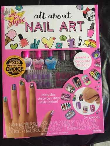 Nails Art (pinturas De Uña)