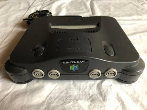 Nintendo 64 Para Reparar Falla De Audio