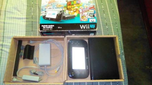 Nintendo Wii U De 32gb Edición Deluxe