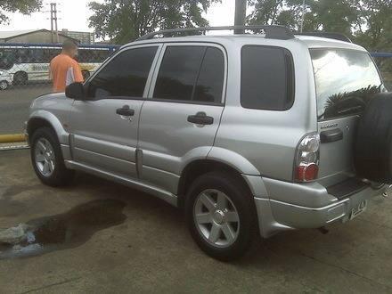 Repuesto Chevrolet Grand Vitara Sport Wagon 4 Cilindros 2008