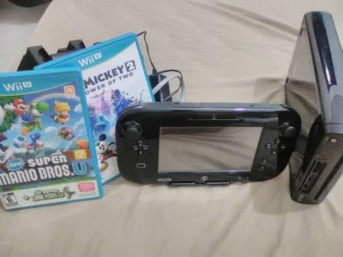 Wii U De 32 G Con 2 Juegos Originales