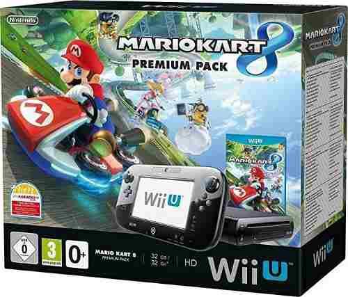 Wii U De 32 Gb Acepto Cambio