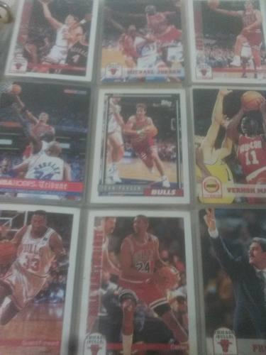 Album De Barajas De Basketball Y Beisbol