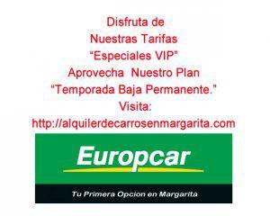 Alquiler de Carros en Margarita