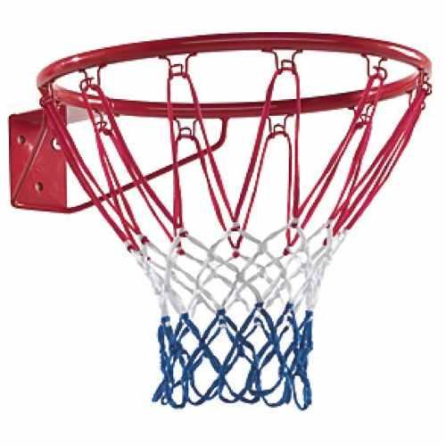 Aro De Baskett Nuevo + Malla Tricolor