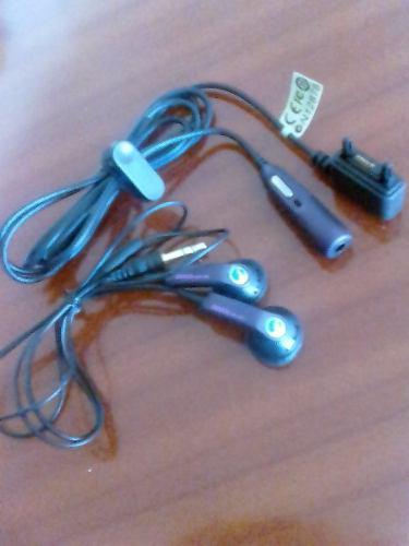 Audifonos Y Manos Libres Sony Ericsson Nuevos