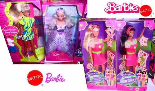 Barbies Classic Mattel. Para Coleccionar O Jugar