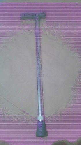 Bastón De Aluminio Importado De Un Punto
