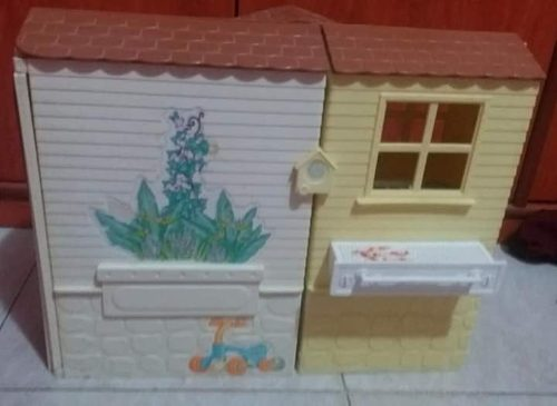 Casa De Barbie Familia Feliz Mattel