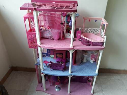 Casa De Barbie Original Mattel