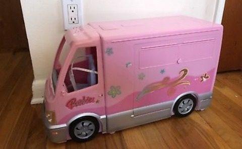 Casa Rodante De La Barbie