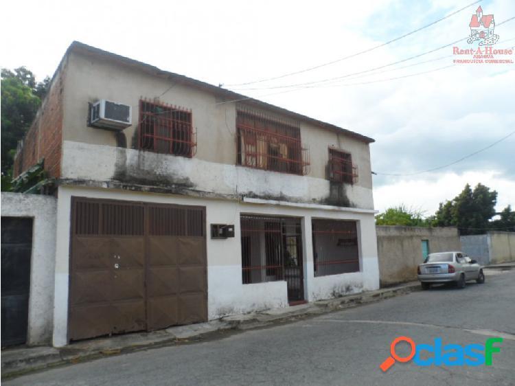 Casa en Santa Rita Los Jabillos 18-13971 AJGS