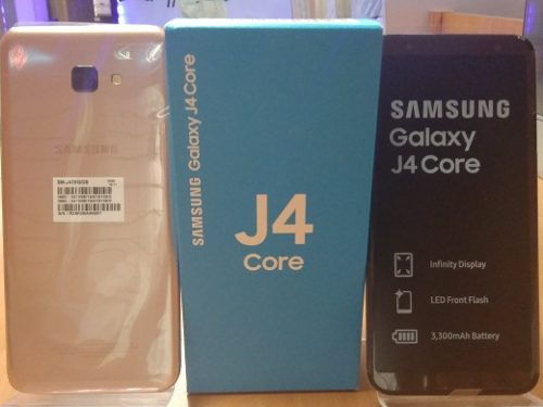 Celular Android Samsung J4 Core Lcd 6 Dual Cam 4g Liberados