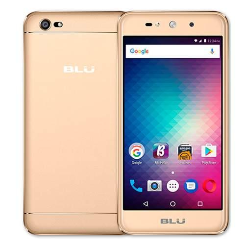 Celular Blu Grand X Ggb 8gb 5mp Dual Sim Dorado Bagc