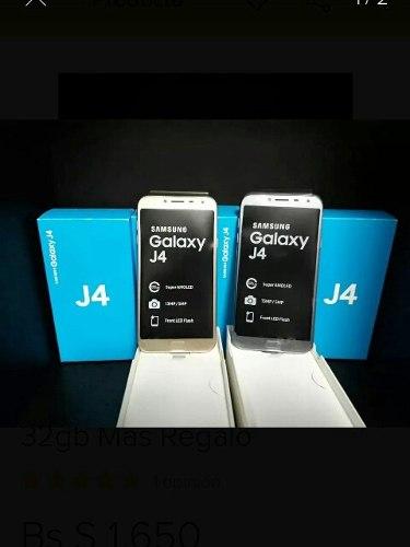 Celular J4 Samsung 32gb Dual Sim 4g Lte
