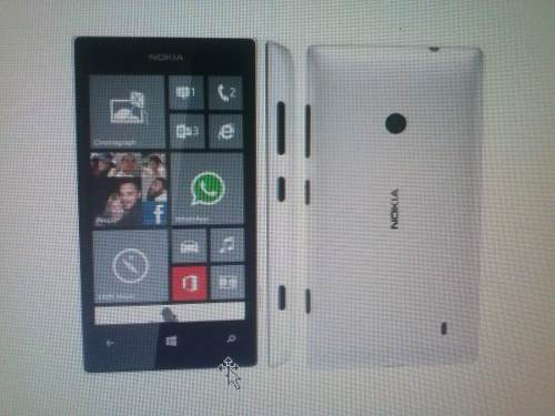Celular Nokia Lumia 521 Tmobil Metro Pcs 1 (sin Liberal)