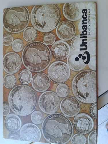 Coleccion Numanistica De Monedas De Plata Unibanca