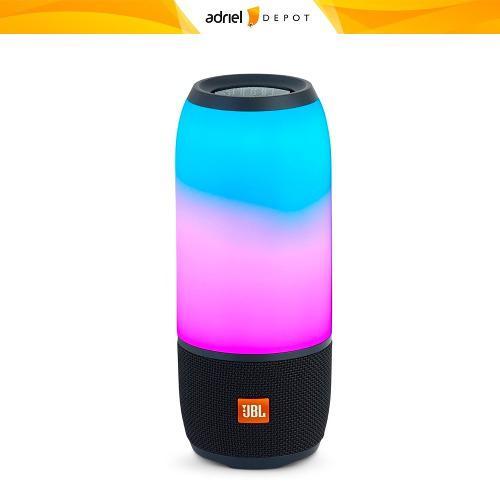 Corneta Portátil Inalambrica Bluetooth Jbl Pluse 3 Luz Led